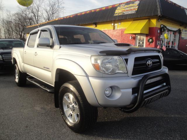 2005 toyota tacoma trd sport sr5 crew cab 4x4 for sale in fredericksburg alexandria richmond l. Black Bedroom Furniture Sets. Home Design Ideas
