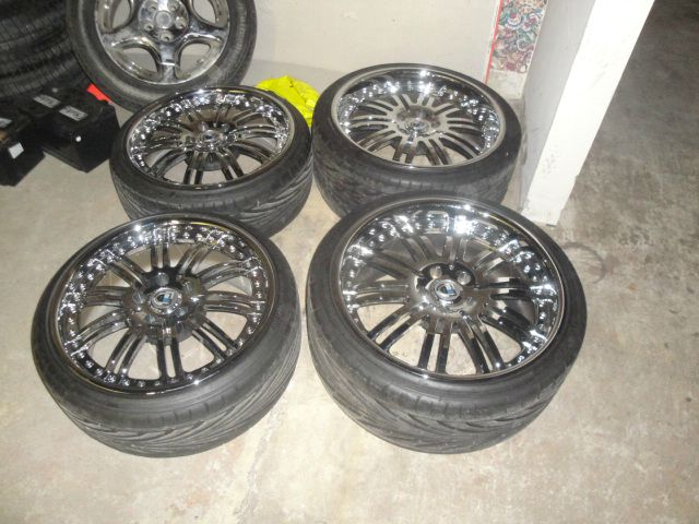 2014 ASANTI WHEELS / CAMPERS RIMS / WHEELS / CAMPERS