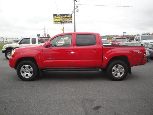 2005 toyota tacoma v6 4dr double cab 4wd sb in fredericksburg alexandria richmond l s auto brokers. Black Bedroom Furniture Sets. Home Design Ideas