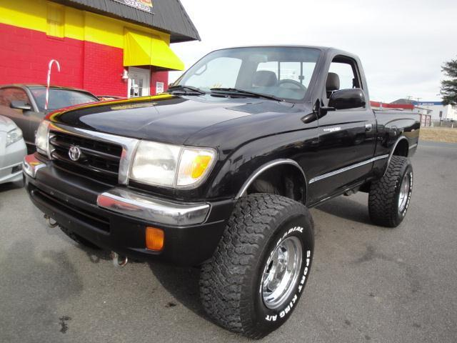 Toyota Tacoma 4 Cyl 4x4 Autos Post