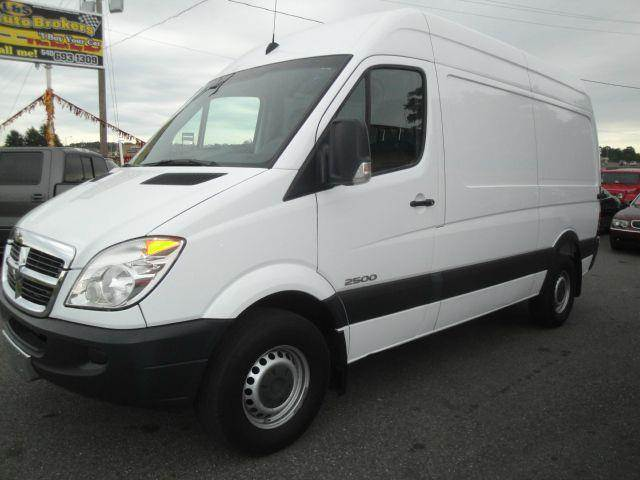 2007 dodge sprinter cargo 2500 cargo van diesel in fredericksburg va l s auto brokers. Black Bedroom Furniture Sets. Home Design Ideas