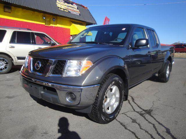 2007 nissan frontier se crew cab 4wd 6 speed manual in fredericksburg va l s auto brokers. Black Bedroom Furniture Sets. Home Design Ideas