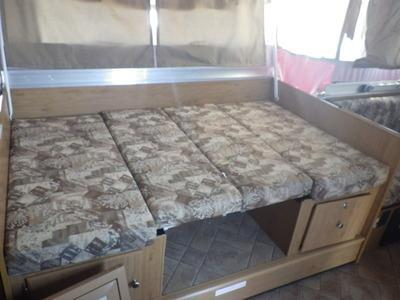 2010 COLEMAN POP UP CAMPER  TRAILER - Fredericksburg VA