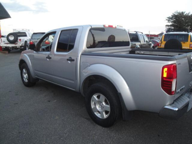 2005 nissan frontier se 6 speed manual 4x4 crew cab in. Black Bedroom Furniture Sets. Home Design Ideas