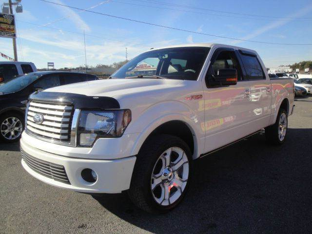 2011 ford f 150 lariat limited 4x4 crew cab in fredericksburg va l s auto brokers. Black Bedroom Furniture Sets. Home Design Ideas