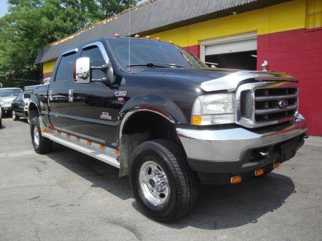 2004 ford f 350 super duty lariat crew cab 4wd diesel in fredericksburg va l s auto brokers. Black Bedroom Furniture Sets. Home Design Ideas