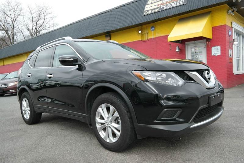2014 nissan rogue sv awd 4dr crossover in fredericksburg va l s auto brokers. Black Bedroom Furniture Sets. Home Design Ideas
