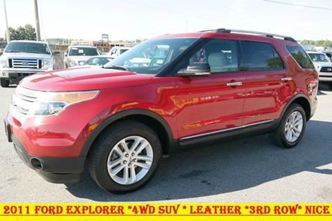 2011 Ford Explorer for sale in Fredericksburg, VA