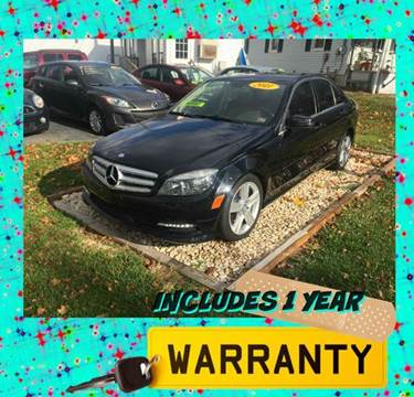 2011 Mercedes-Benz C-Class for sale in Dover, PA