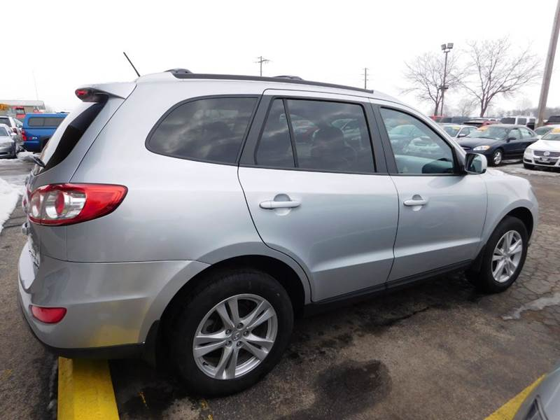 2010 hyundai santa fe awd se 4dr suv in appleton wi ultimate rides inc. Black Bedroom Furniture Sets. Home Design Ideas