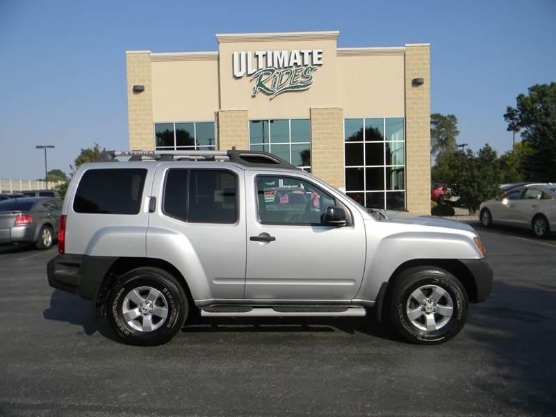 2009 Nissan Xterra 4x4 Off Road 4dr Suv 5a
