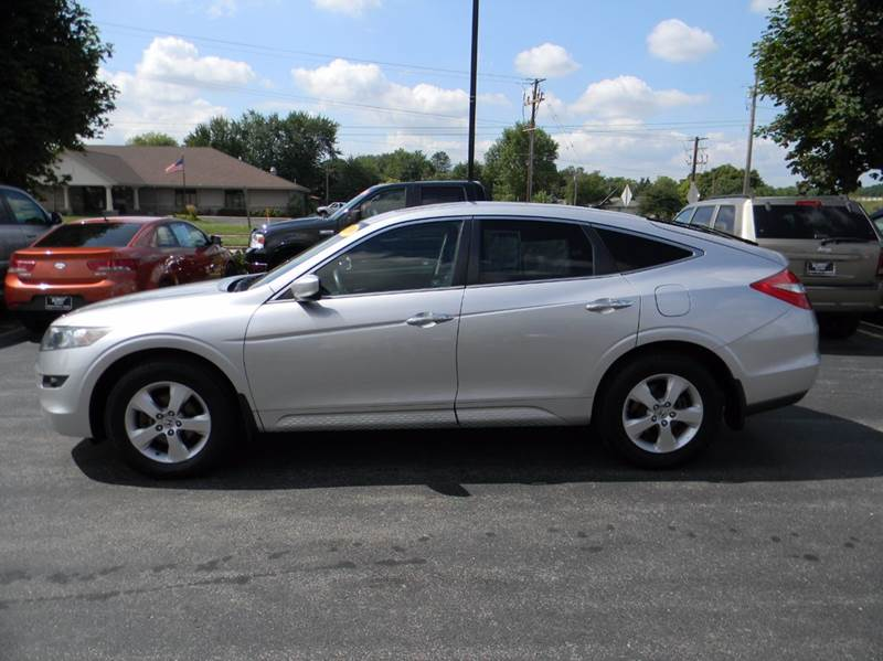 2010 honda accord crosstour ex 4dr crossover in appleton for Honda accord crossover