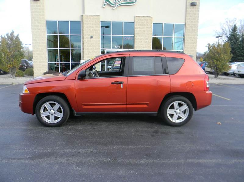 2008 jeep compass manual transmission