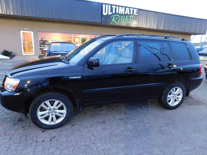 2006 toyota highlander hybrid 4dr suv in appleton wi ultimate rides inc. Black Bedroom Furniture Sets. Home Design Ideas