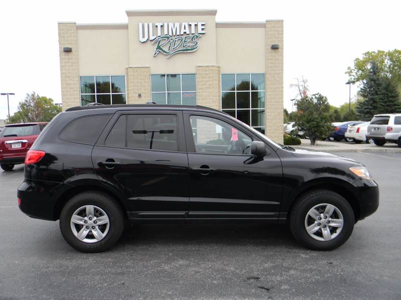 2009 hyundai santa fe awd gls 4dr suv in appleton wi. Black Bedroom Furniture Sets. Home Design Ideas