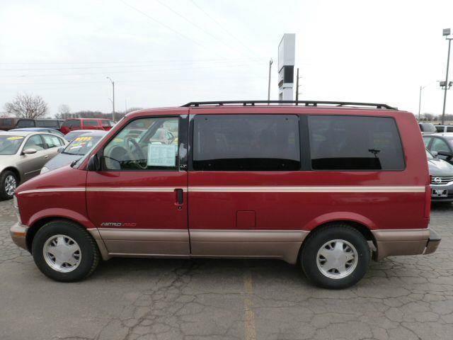 1997 Chevrolet Astro for sale in Washington - Carsforsale.com