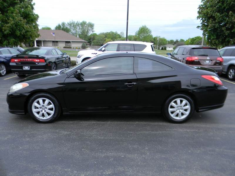 2006 toyota camry solara se v6 2dr coupe in appleton wi ultimate rides inc. Black Bedroom Furniture Sets. Home Design Ideas