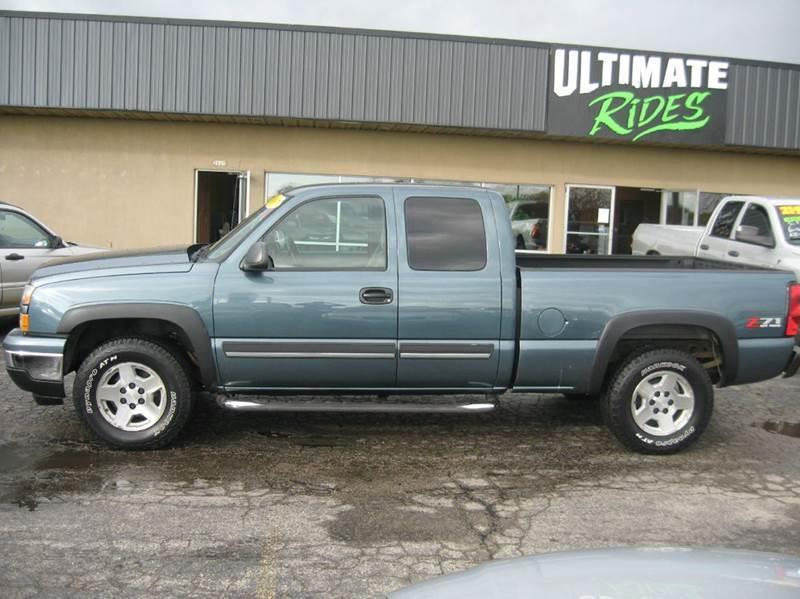 2007 chevrolet silverado 1500 classic ls 4dr extended cab 4wd 6 5 ft sb in appleton wi. Black Bedroom Furniture Sets. Home Design Ideas