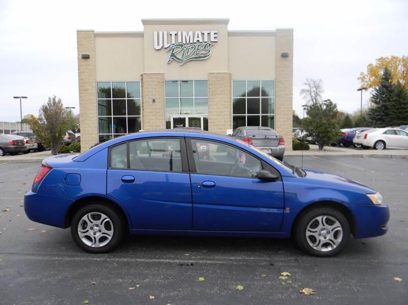 2004 Saturn Ion 2 4dr Sedan In Appleton WI - Ultimate Rides Inc