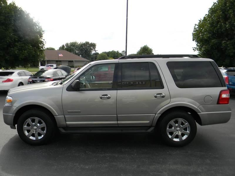 2008 Ford Expedition 4x4 XLT 4dr SUV In Appleton WI ...