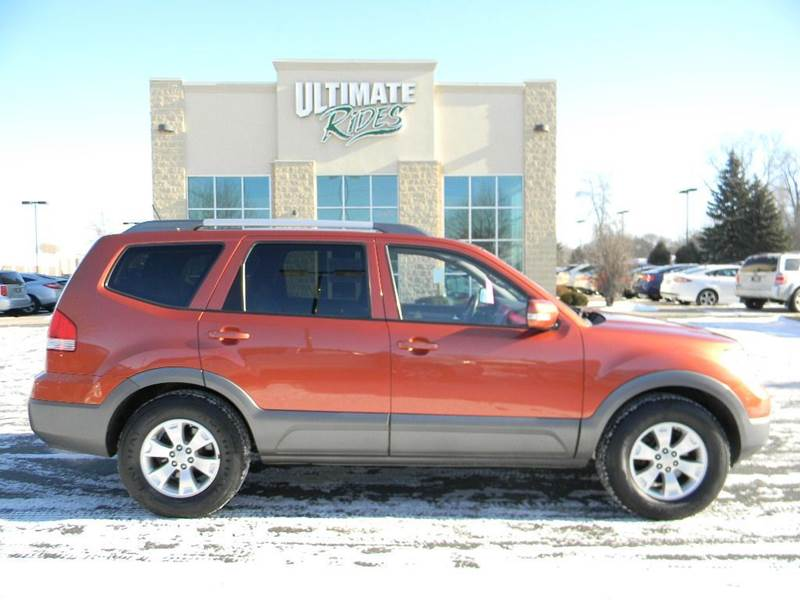 2009 kia borrego 4x4 lx 4dr suv in appleton wi ultimate rides inc 2009 kia borrego 4x4 lx 4dr suv appleton wi sciox Images