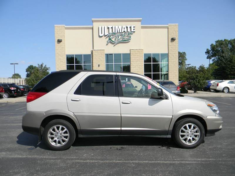 2005 buick rendezvous cx 4dr suv in appleton wi ultimate. Black Bedroom Furniture Sets. Home Design Ideas