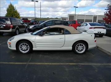 2001 Mitsubishi Eclipse Spyder for sale in Appleton, WI