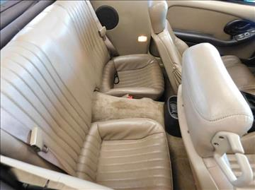 2000 Pontiac Firebird for sale in Oshkosh, WI