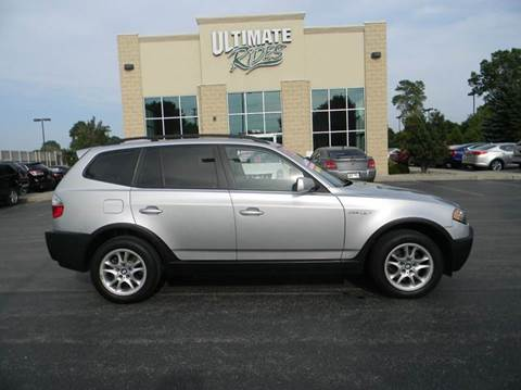 2005 BMW X3 for sale in Appleton, WI