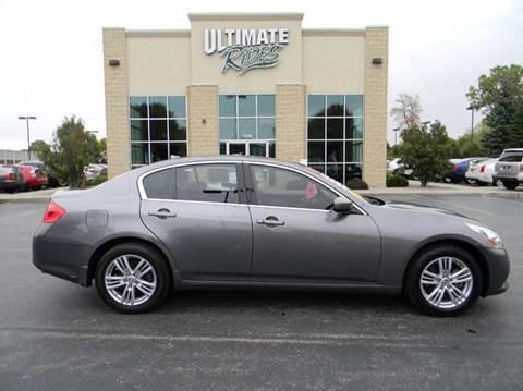 2012 Infiniti G37 Sedan for sale in Appleton, WI