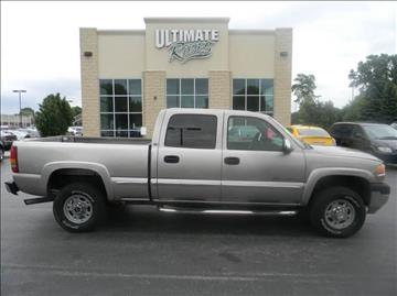 2001 GMC Sierra 2500HD for sale in Appleton, WI