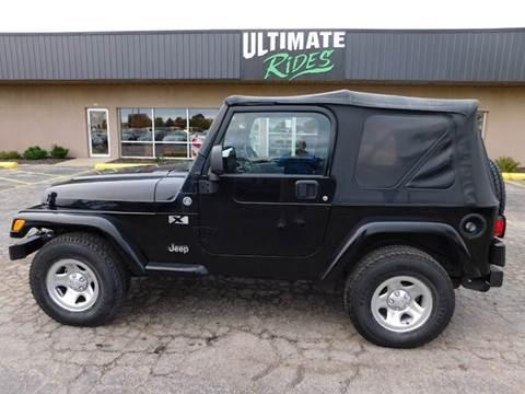 2006 Jeep Wrangler for sale in Oshkosh, WI