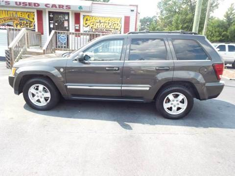 2006 Jeep Grand Cherokee for sale in Zebulon, NC