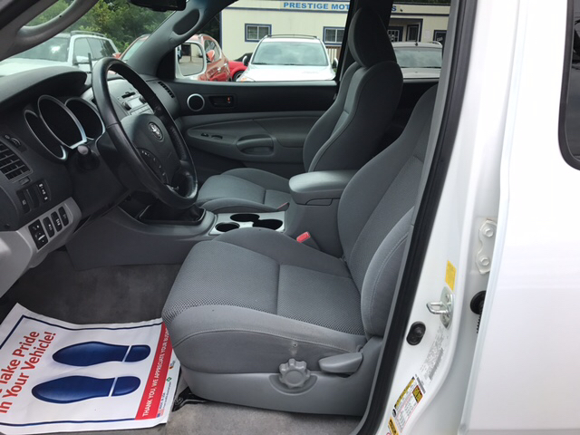 2011 Toyota Tacoma V6 4x4 4dr Double Cab 5.0 ft SB 6M - Concord NC