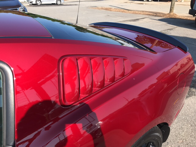 2014 Ford Mustang V6 2dr Fastback - Concord NC