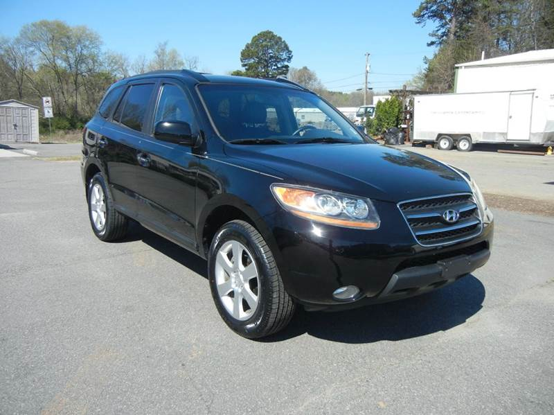 2009 hyundai santa fe limited 4dr suv in concord nc prestige motorworks. Black Bedroom Furniture Sets. Home Design Ideas