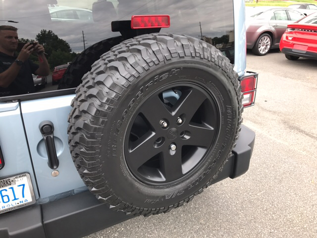 2012 Jeep Wrangler Unlimited Arctic 4x4 4dr SUV - Concord NC