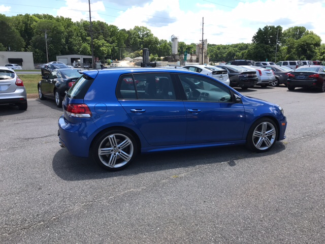 2012 Volkswagen Golf R AWD 4dr Hatchback w/ Sunroof and Navigation - Concord NC