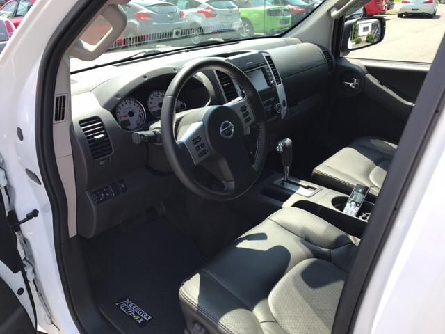 2013 Nissan Xterra PRO 4X 4x4 4dr SUV 5A - Concord NC