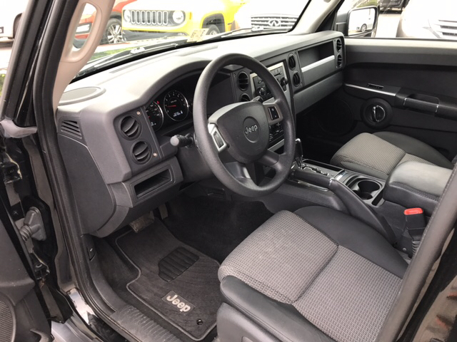 2010 Jeep Commander Sport 4x4 4dr SUV - Concord NC