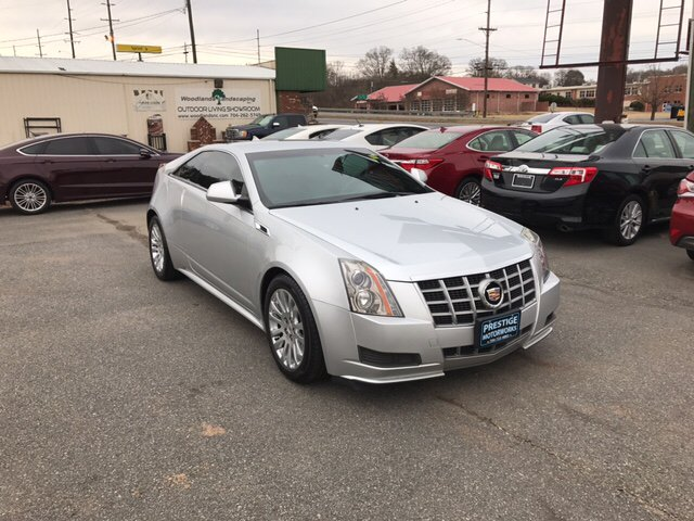 2012 Cadillac CTS 3.6L AWD 2dr Coupe - Concord NC