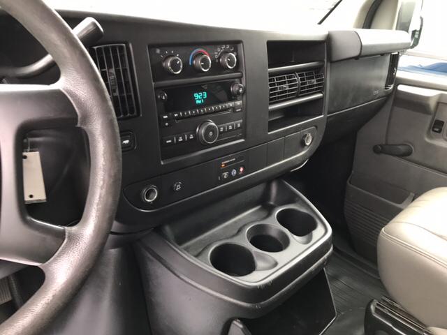 2011 Chevrolet Express Passenger LS 1500 3dr Passenger Van - Concord NC
