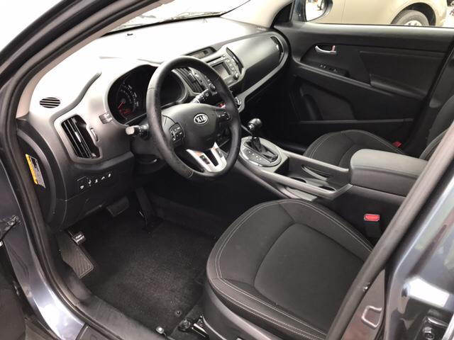 2012 Kia Sportage EX AWD 4dr SUV - Concord NC