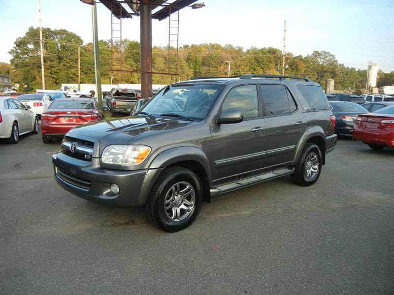 2006 toyota sequoia sr5 4dr suv in concord nc prestige motorworks. Black Bedroom Furniture Sets. Home Design Ideas