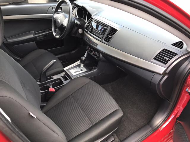 2015 Mitsubishi Lancer ES 4dr Sedan CVT - Concord NC
