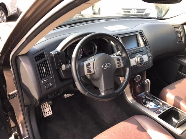 2008 Infiniti FX45 Base AWD 4dr SUV - Concord NC