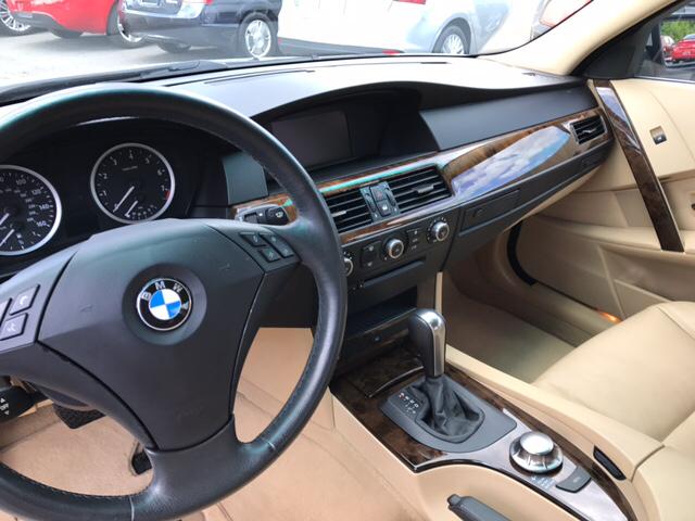 2006 BMW 5 Series 530i 4dr Sedan - Concord NC