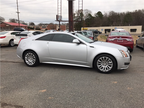 2012 cadillac cts for sale in north carolina. Black Bedroom Furniture Sets. Home Design Ideas