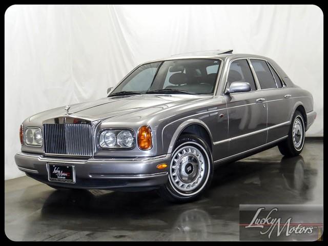 1999 Rolls-Royce Silver Saraph