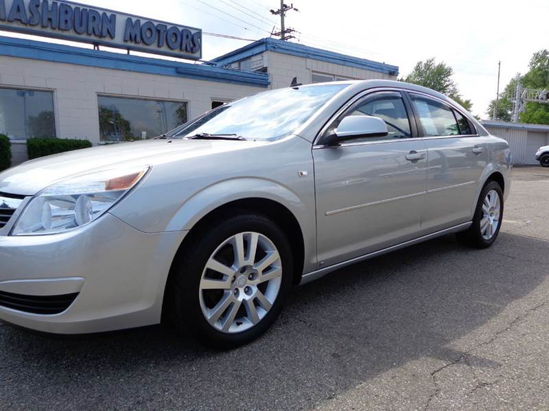 2008 Saturn Aura Xe 4dr Sedan V6 In Mount Clemens Mi